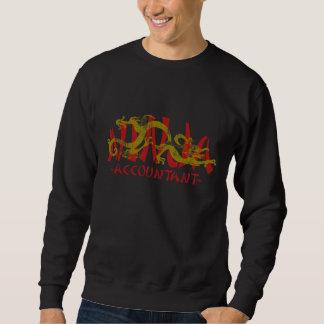 Dragón Ninja - contable Suéter