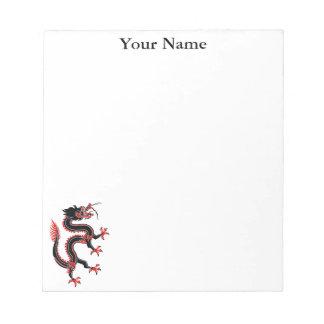 Dragon Memo Note Pads