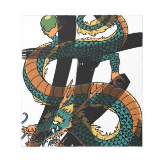 Dragon Memo Pad