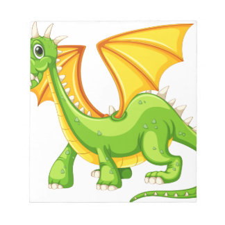 Dragon Memo Notepads