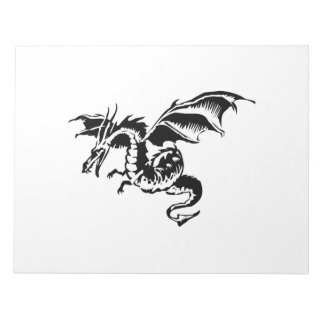 Dragon Note Pads