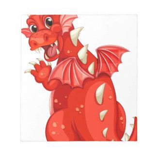 Dragon Scratch Pads