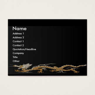 Dragon Of Buddhan Profile Card