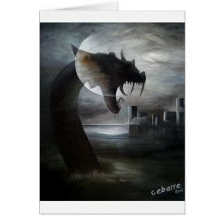 Dragon of September by Cebarre Card