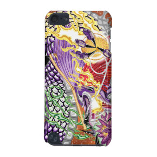 Dragon Of The Lotus iPod Touch Case