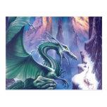 Dragon of the North Postcard