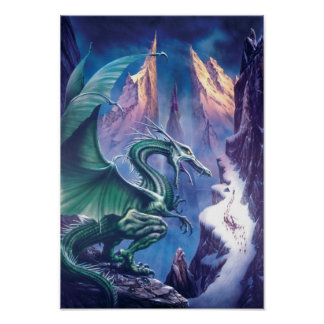 Dragon of the North Poster