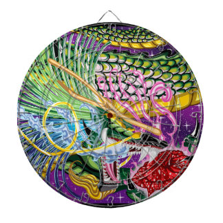 Dragon Of The Rose Dart Boards