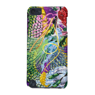 Dragon Of The Rose iPod Touch Case