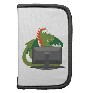 Dragon On Computer Planner