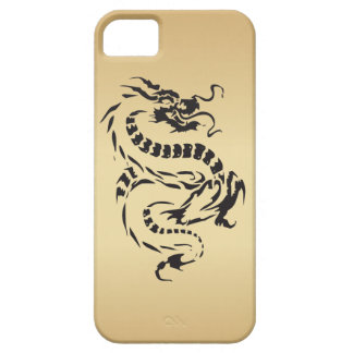 Dragon on Gold iPhone SE/5/5s Case