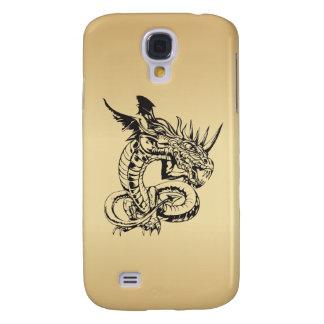 Dragon on Gold Samsung S4 Case