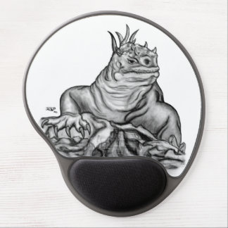 Dragon on the Rock Gel Mouse Pad