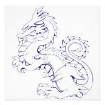 Dragón oriental de Tatsu Anuncio