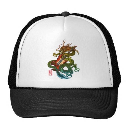 Dragon original 01 gorras