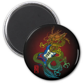 Dragon original 02 magnet