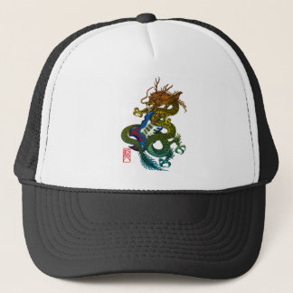 Dragon original 02 trucker hat