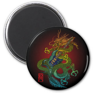 Dragon original 05 magnet
