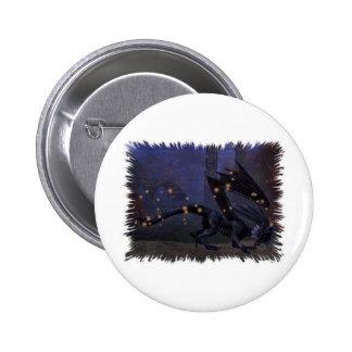 Dragón oscuro pin