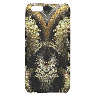 Dragon Owl Rorschach Art iPhone 4  Case iPhone 5C Cover