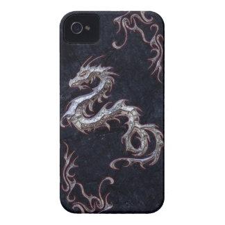 dragón para la casamata apenas There™ del iPhone 4 iPhone 4 Case-Mate Protectores
