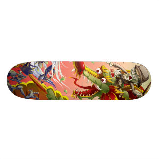 Dragón Tabla De Skate