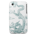 Dragon pattern 10 iPhone 3 cases