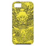 Dragon pattern 11 iPhone 5 cases