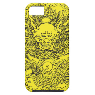 Dragon pattern 11 iPhone SE/5/5s case
