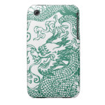 Dragon pattern 9 iPhone 3 cover