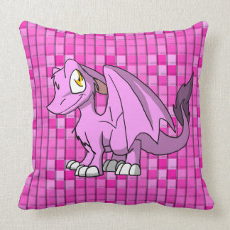 Dragón peludo de Bubblegum SD con la parte Almohadas