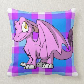 Dragón peludo de Bubblegum SD con la parte Cojin