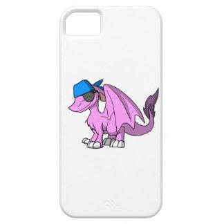 Dragón peludo de Bubblegum SD del pirata Funda Para iPhone SE/5/5s