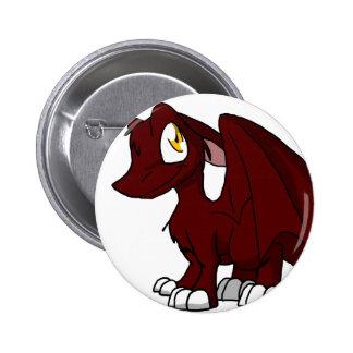 Dragón peludo del SD de la salsa del Bbq Pins