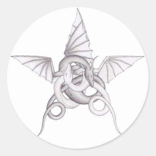 Dragon Pentagram