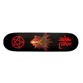 Dragon Pentagram Skateboard