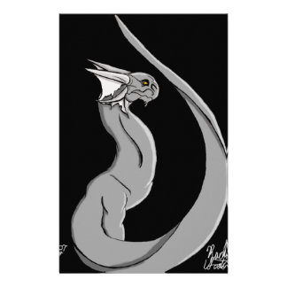 Dragon Personalized Stationery