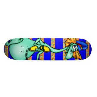 Dragon Phone Calls Skateboards