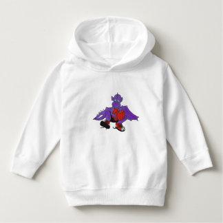 Dragon playing basketball hoodie