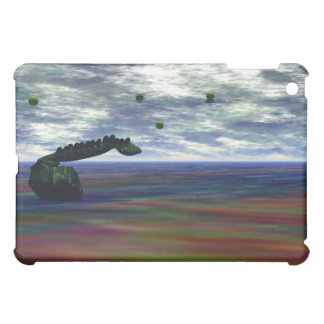 Dragon Playing iPad designer cover by cricketdiane iPad Mini Cover
