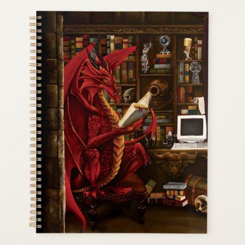 Dragon Pod Cast Library Planner