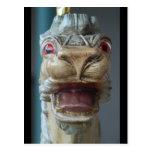 Dragon Portrait Postcard