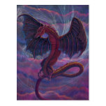 Dragon Post Card