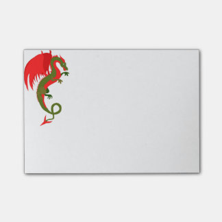 Dragon Post-it® Notes