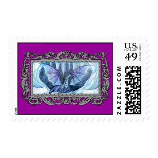 Dragon Postage Stamps