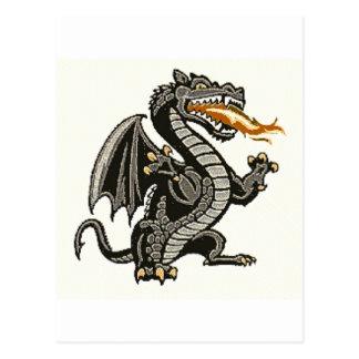 Dragón Postales