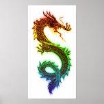 Dragón Poster