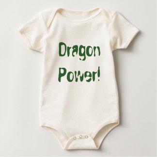 Dragon Power! Baby Bodysuits