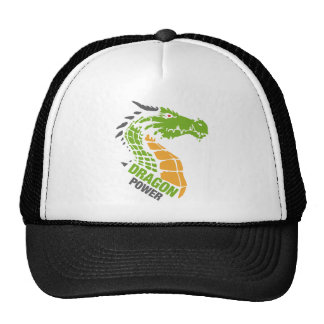 Dragon Power - Pride / Strength / Leadership Trucker Hat