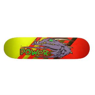 Dragon Power Skateboard